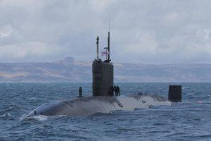 Bảy thủy thủ tàu ngầm hạt nhân Anh dương tính với ma túy