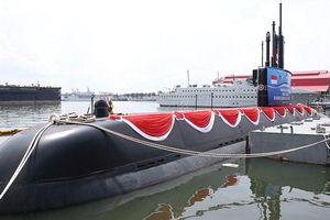 Hợp tác với Hàn Quốc, Indonesia sẽ có 8 tàu ngầm