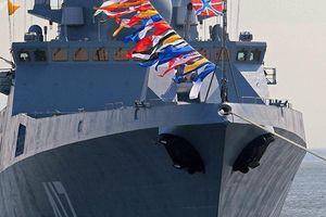 Tàu khu trục Đô đốc Gorchkov của Nga vào Biển Đông làm gì?