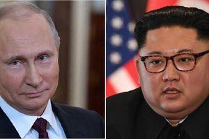Moscow bác tin sắp diễn ra thượng đỉnh Nga-Triều Tiên