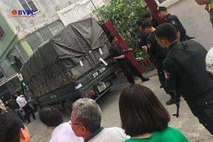 Hàng trăm cảnh sát đánh sập đường dây 'maphia' cực lớn, thu giữ gần 700kg ma túy đá