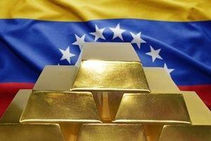 Con đường tiêu thụ vàng ở Venezuela
