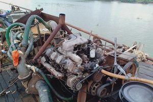 Nóng bỏng chuyện chống cát tặc trên sông Đồng Nai