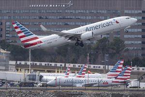 American Airlines gia hạn đình chỉ khai thác Boeing 737 Max