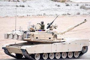 Cận cảnh sức mạnh khẩu pháo 120mm trên xe tăng Mỹ