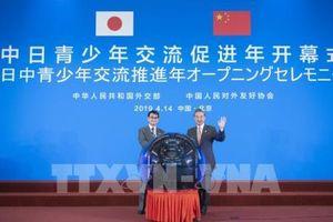 Quan hệ Trung – Nhật đã quay trở lại quỹ đạo tốt đẹp