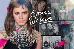 'Hoa hồng nước Anh' Emma Watson tròn 29 tuổi: Từ cô phù thủy trong Harry Potter trở thành công chúa Disney