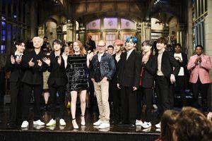 BTS nhận 'quả đắng' đầu tiên trên đất Mỹ: Rating show SNL nhóm tham dự thấp chạm đáy!