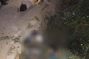 Thanh Hóa: Lái xe tông vào ống cống ven đường, 3 học sinh tử vong tại chỗ