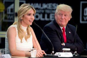 Ivanka - 'bé cưng' của ông Trump là 'nhà ngoại giao thiên bẩm'