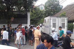 Nóng: Bắt giữ hơn 600kg ma túy đá trong ngôi nhà ở thành phố Vinh