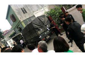 Bắt 4 đối tượng, thu giữ hơn 600 kg ma túy đá ở Nghệ An