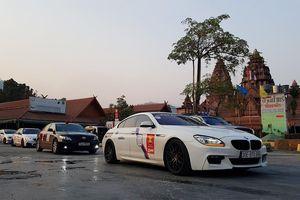 BMW Caravan Chiang Mai 2019: 'Lạc' vào vùng Tam giác vàng