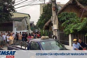 Bắt nhóm 04 đối tượng, thu gần 600kg nghi là ma túy tại Nghệ An