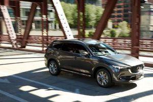 Bất ngờ với thông số kỹ thuật của Mazda CX-8, SUV 7 chỗ sắp bán tại Việt Nam