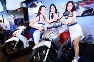 Xe Wave 125i nhập từ Thái Lan giá 67 triệu đồng gây ngạc nhiên