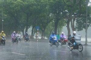 Dự báo thời tiết: Sau ngày Giỗ Tổ, Hà Nội sáng mưa to, chiều hửng nắng