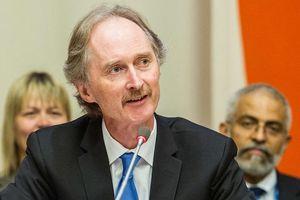 Phái viên Liên Hợp Quốc hội đàm 'thực chất' với Ngoại trưởng Syria