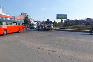 TPHCM: Ùn tắc giao thông cục bộ ở Phà Cát Lái