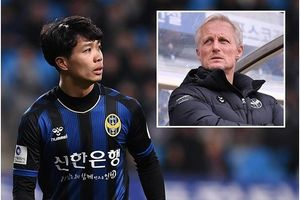 HLV Incheon United từ chức, Công Phượng hết cửa cạnh tranh?