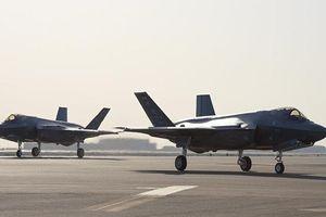 Mỹ triển khai 2 phi đội F-35A đến Trung Đông