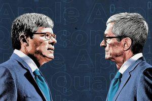 Tuần này, Apple và Qualcomm bước vào cuộc chiến lớn chưa từng có