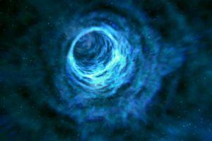 Người ngoài hành tinh có thể xuyên không qua hố đen như Avenger