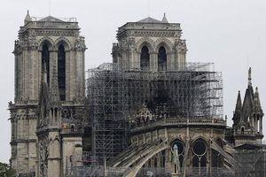 Tổng thống Putin cử chuyên gia giỏi nhất giúp Pháp tái thiết Nhà thờ Đức Bà Paris