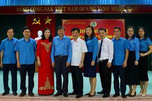 Kiện toàn các chức danh Chủ tịch và Phó Chủ tịch LĐLĐ tỉnh
