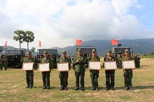 Quân khu 9 nghiệm thu nhiệm vụ khoa học và công nghệ