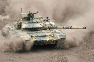 Vị khách nào vừa nhận thêm xe tăng T-90S/SK từ Nga?