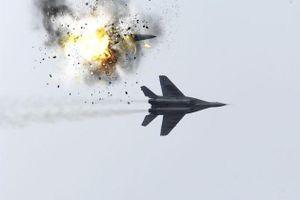 Máy bay tiêm kích MiG-29 vượt trội hoàn toàn so với máy bay chiến đấu F-16 của Mỹ