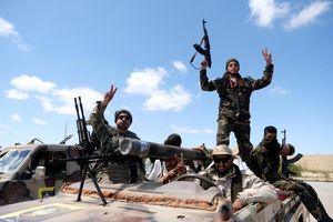 Anh dự thảo nghị quyết yêu cầu ngừng bắn ở Libya trình LHQ