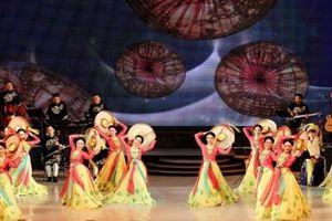 Đặc sắc, thắm tình hữu nghị chương trình biểu diễn của đoàn Nghệ thuật Quốc gia Việt Nam tại Triều Tiên