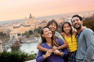 Tại sao châu Âu đang là lựa chọn của nhiều gia đình ?