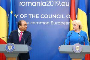 Romania ủng hộ Hiệp định thương mại tự do Việt Nam - EU