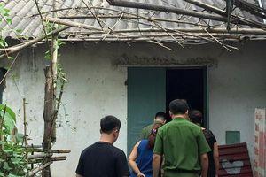 Công an đã khám nhà đối tượng nghi hiếp dâm nữ sinh ở Bắc Ninh