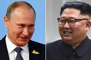 Ông Kim Jong-un sẽ gặp Tổng thống Putin vào 24/4