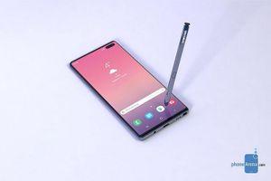 Samsung có thể tung ra phiên bản Note 10 Pro