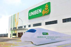 UNIBEN xây thêm một nhà máy thực phẩm hiện đại