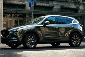 Những điểm mới đáng chú ý trên Mazda CX-5 2019