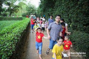Hơn 92.000 lượt khách đến Nghệ An trong 3 ngày nghỉ lễ