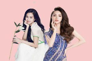 Cùng tuổi nhưng style của hoa hậu Đặng Thu Thảo và hoa hậu Hương Giang lại khác nhau ''một trời một vực''