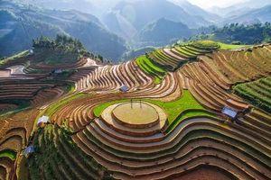 Ảnh đẹp Việt Nam nhìn từ trên cao