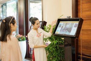 Vinpearl tiên phong ứng dụng công nghệ nhận diện gương mặt trong dịch vụ khách sạn tại VN