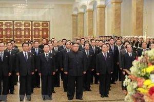 KCNA gọi ông Kim Jong-un là 'Tư lệnh tối cao các lực lượng vũ trang'
