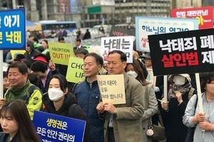 Hàn Quốc chính thức bãi bỏ luật cấm phá thai sau hơn 66 năm