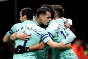 Watford 0-1 Arsenal: Vận may đưa Pháo thủ vào top 4