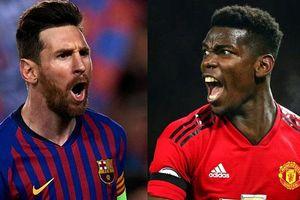 Barcelona - Man Utd: Giấc mộng không thành