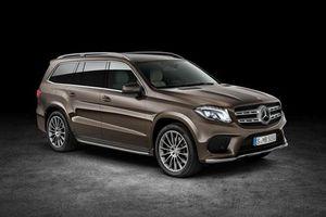 Bảng giá xe Mercedes-Benz tháng 4/2019: Xáo trộn mạnh